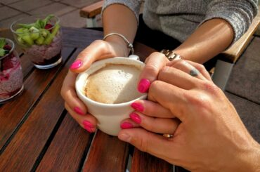 Coffee and Hands